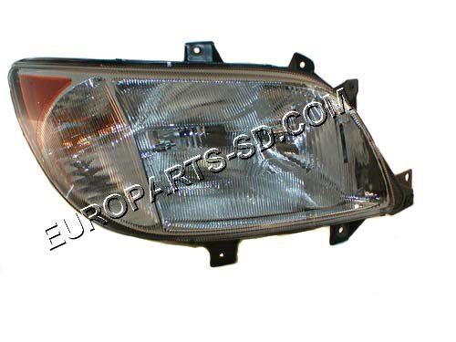 Headlight Assembly-Right w/Fog Light-Freightliner 2002-2006