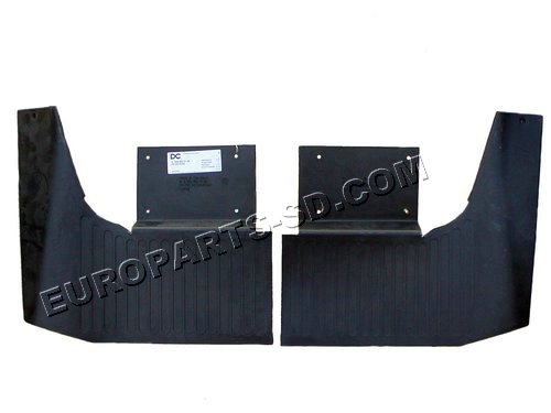 Splash Guard 3500-Rear Left 2002-2006