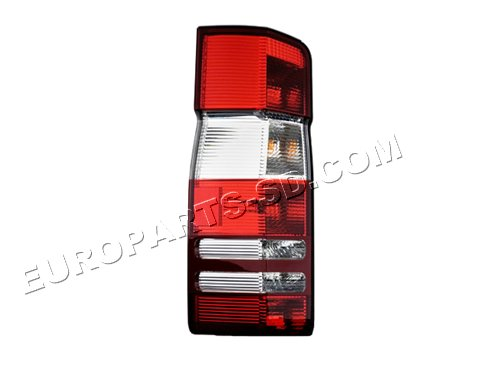 Taillight Lens-Right 2007-2014