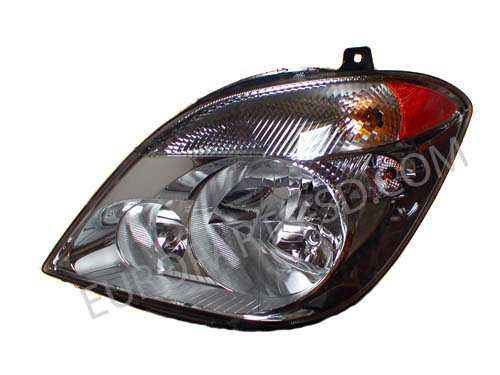 Headlight Assembly-Left Side-HID Bi-Xenon  2007-2014