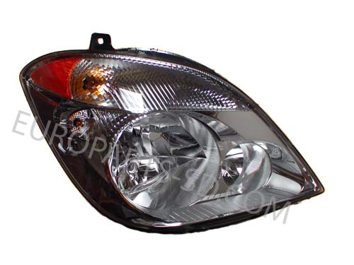 Headlight Assembly-Right Side-HID Bi-Xenon  2007-2014