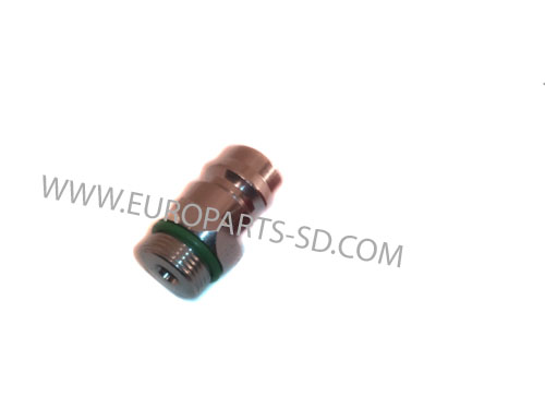 A/C Service Valve-Suction Side 2002-2006