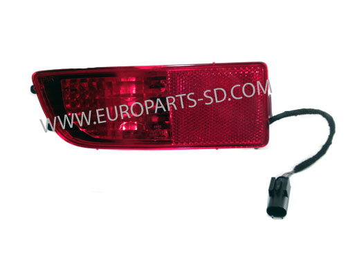 Fog Light Assembly-Left Rear Bumper 2007-2014