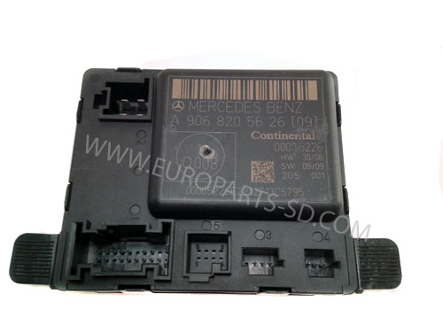 Control Module-Power & Heated Mirrors 2007-2014