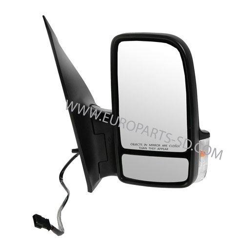 Door Mirror Assembly-Right Electric  2007-2009
