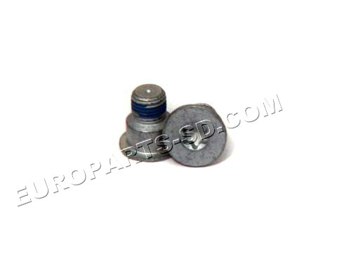 Brake Rotor Set Screw-Shouldered 2002-2006