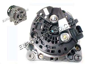 Alternator-150 Amp Reman 2001-2003