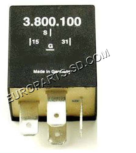 Coolant Level Warning Relay (42) 1992-1996