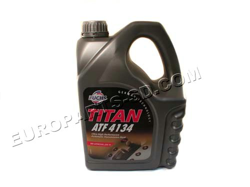 Transmission Fluid-OEM Fuchs 4 Liters  2002-2014