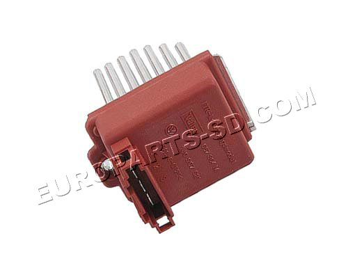 Blower Motor Regulator/Resistor-A/C Fan 1998-2003