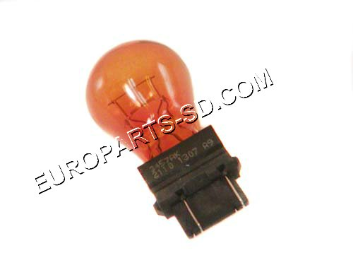 Turn Signal/Side Marker Bulb-Amber-8W/27W 2002-2014
